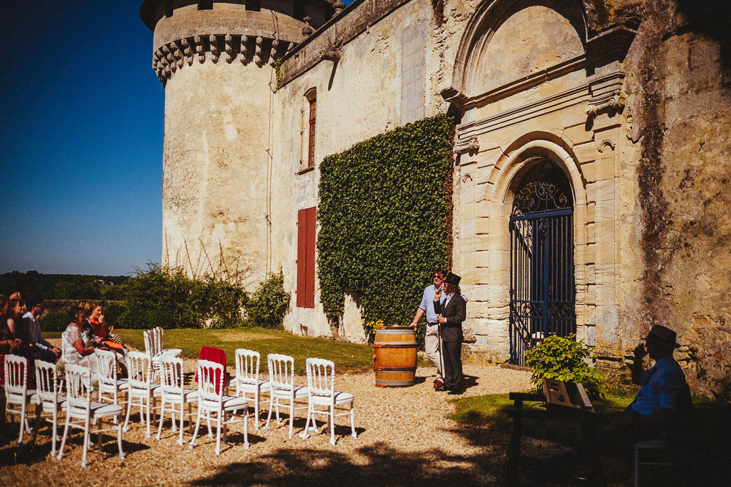 Chateau De Mouchac Wedding