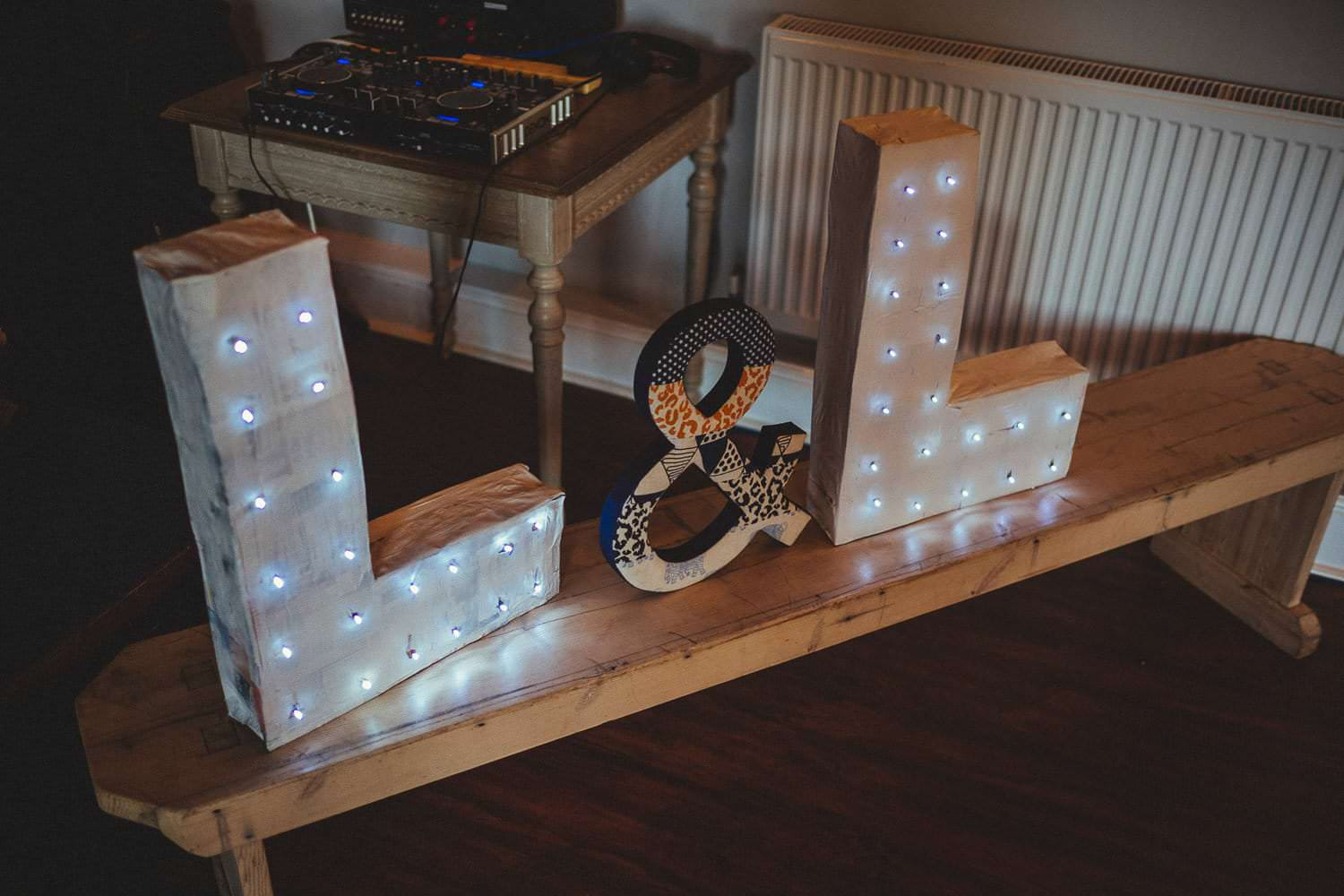 isle of man wedding diy