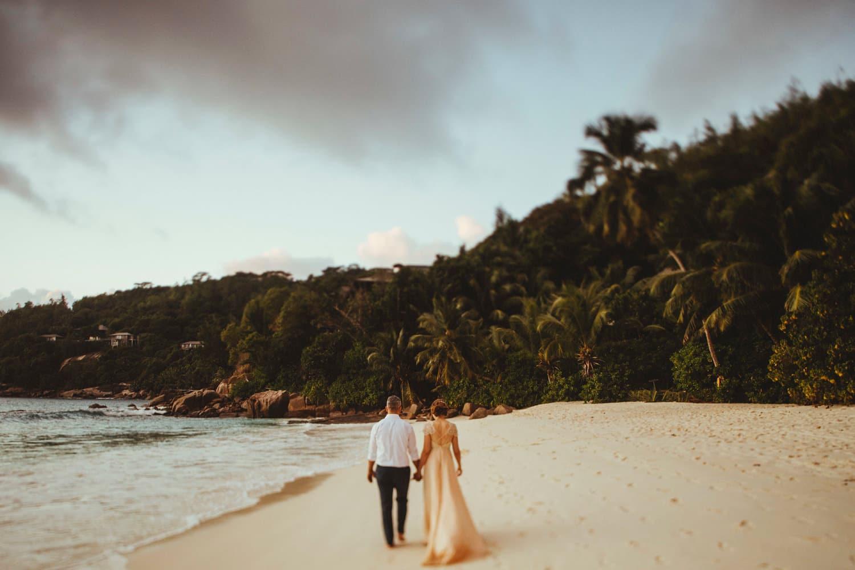 four seasons seychelles wedding