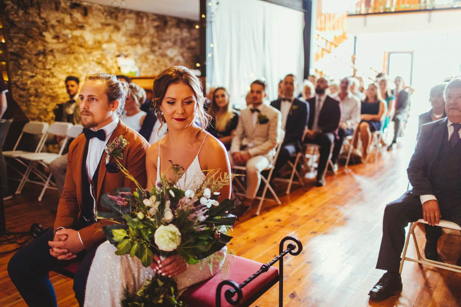 youghal craft and design centre wedding