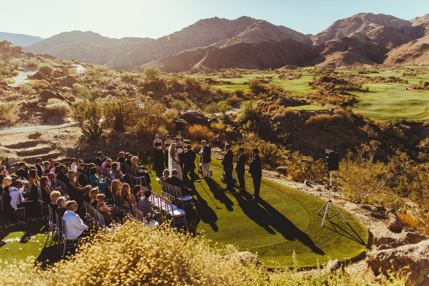 stone eagle golf club wedding